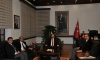 Türk Standartları Enstitüsü Heyeti Rektörümüzü Ziyaret Etti