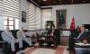 TBMM Adalet Komisyonu Başkanvekili Hakkı Köylü'den Rektörümüze Ziyaret