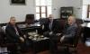 TBMM Adalet Komisyonu Başkanvekili Hakkı Köylü'den Rektörlüğümüze Ziyaret
