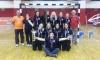 Üniversitemiz Bayan Hentbol Takımı KOÇFEST'te Türkiye Şampiyonu Oldu