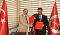 Üniversitemiz  İsviçre UMEF Üniversitesi İle Protokol İmzaladı