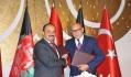 Üniversitemiz İle Afganistan Arasında İşbirliği Protokolü