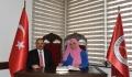 Afganistan Büşra İnkişaf Sosyal Hizmetler Derneği Başkanından Üniversitemize Ziyaret
