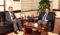 Kastamonu Baro Başkanı'ndan Rektörümüze Ziyaret