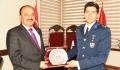 Kastamonu Hava Radar Komutanı'ndan Rektörümüze Ziyaret