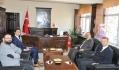 Rektörümüz Bozkurt Kaymakamlığını Ziyaret Etti