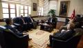 Kastamonu ve Yöresi Dayanışma Derneği'nden Rektörümüz Prof. Dr. Seyit Aydın'a Ziyaret