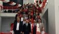 Üniversitemizde Cübbe Giyme Töreni Yapıldı