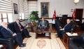 Tarım ve Köy İşleri Eski Bakanı Prof. Dr. Sami Güçlü' den Üniversitemize Ziyaret