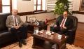YÖK Üyesi Prof. Dr. Rahmi Er'den Rektörümüze Ziyaret