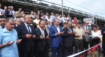 Kastamonu Üniversitesi ARAS Gemisi, Törenle Faaliyete Geçti