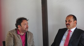 Rektörümüz Prof. Dr. Seyit Aydın Radyo 105 FM'e Konuk Oldu