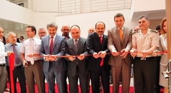 Üniversitemizin İki Laboratuvarı Daha Hizmete Açıldı