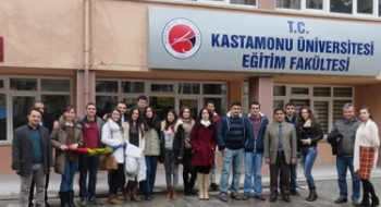 Erasmus+ Programı Kapsamında Romanyalı Öğrenciler Üniversitemizi Ziyaret Ettiler