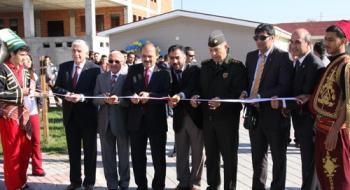 Rektörümüz Tosya Meslek Yüksekokulu 2014-2015 Akademik Yılı Açılış Törenine Katıldı