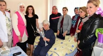 Kastamonu Huzurevinde Anneler Günü Programı Yapıldı