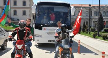 Şampiyon Öğrencimiz Başarısını ve Mutluluğunu Kastamonu Halkıyla Paylaştı