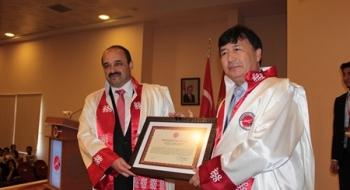 Üniversitemiz Uluslararası Dünden Bugüne Türkiye Kırgızistan İlişkileri Sempozyumuna Ev Sahipliği Yapıyor