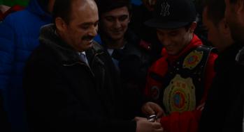 Karışık Dövüş Sanatları Deyince Kastamonu ve Kastamonu Üniversitesi Akla Geliyor
