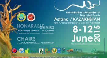 Kastamonu Üniversitesi'nin Öncülüğünde Türk Ormancıları Kazakistan'a Çıkarma Yapacak