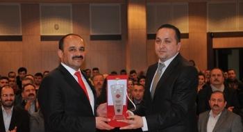 Rektörümüz Prof. Dr. Seyit Aydın, Yılın Rektörü Seçildi