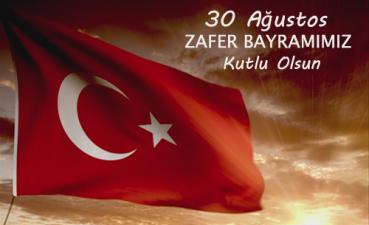 Rektörümüzün 30 Ağustos Zafer Bayramı Mesajı