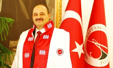 Rektörümüz Prof. Dr. Seyit Aydın'ın Miraç Kandili Mesajı