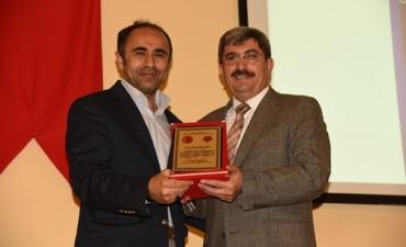 Üniversitemizde 'Türk Edebiyatında Ali Şir Nevâyi' Konferansı