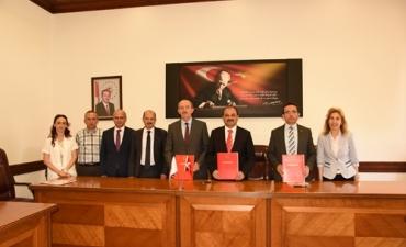 Siyez Buğdayı Projesi İçin İşbirliği Protokolü İmzalandı