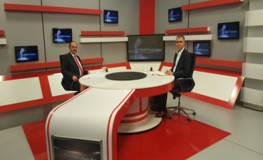 Rektörümüzün Katıldığı Ahmet Şimşek ile Doğruya Doğru Programı