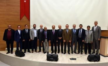 Üniversitemizde Darbeler Tarihi Konferansı Yapıldı