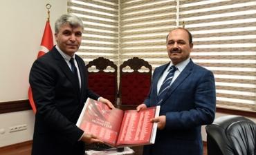 Anadolu Ajansı Samsun Bölge Müdüründen Üniversitemize Ziyaret
