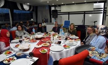 Turizm Fakültesi İftar Programı Düzenledi