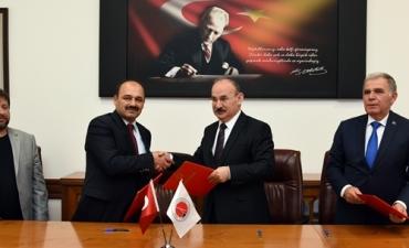 Üniversitemiz, Kastamonu İl Milli Eğitim Müdürlüğü ile Protokol İmzaladı