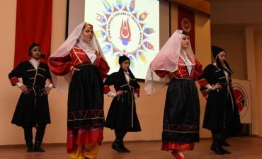 """Üniversitemizde """"Ahıska Türklerinin Dünü, Bugünü ve Yarını"""" Konferansı Düzenlendi"""