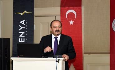 """""""I. Uluslararası Helal Turizm"""" Kongresi Alanya'da Yapıldı"""