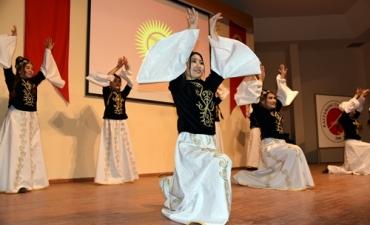 Üniversitemizde Kırgız Türkleri Tarihi ve Kültür Sergisi