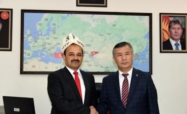 Üniversitemizde Yusuf Has Hacip Kırgız-Türk İlişkileri Araştırma ve Uygulama Merkezi Açıldı