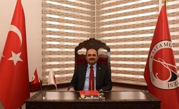 Rektörümüzün 10 Kasım Atatürk'ü Anma Günü ve Atatürk Haftası Mesajı