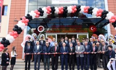 Üniversitemiz Daday Ümit ve Nafi Çeri Meslek Yüksekokulu'nun Yeni Binası Açıldı