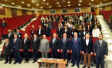 Üniversitemizde III. Uluslararası Kafkasya Orta Asya Dış Ticaret ve Lojistik Kongresi Düzenlendi