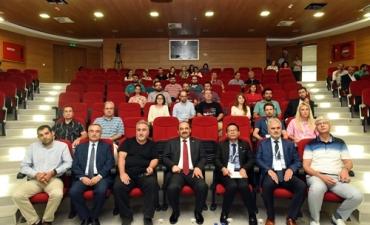 Üniversitemizde Uluslararası Orman Ekosistemleri ve Biyoçeşitlilik Paneli Düzenlendi